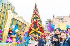 Osaka Japonia, NOV, - 21 2016: Nowa parada, Odrodzona parada sława, Fotografia Royalty Free