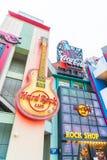 Osaka JAPONIA, NOV, - 21 2016: Ogólnoludzki CityWalk Osaka jest wchodzić do Zdjęcie Royalty Free