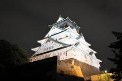 Osaka kasztel osaka Japonia zdjęcie stock