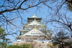 Osaka kasztel w Matsumoto, Japonia Zdjęcie Stock