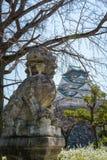 Osaka kasztel w Matsumoto, Japonia Zdjęcia Stock