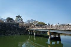 Osaka kasztel w Matsumoto, Japonia Zdjęcie Royalty Free