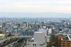 Osaka Metropolis imagens de stock royalty free