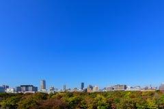 Osaka miasto Zdjęcia Stock