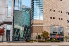 Osaka Museum av historia royaltyfri foto