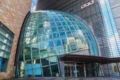 Osaka Museum av historia royaltyfria foton