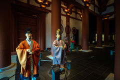 Osaka Museum av historia arkivfoton