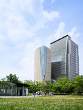 The Osaka Museum of History. In Japan Royalty Free Stock Photo