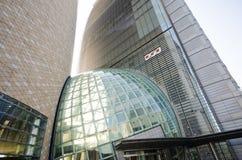 Osaka Museum van Geschiedenis stock foto