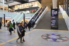 Osaka Namba stacja Obrazy Stock