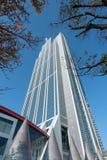 Osaka Prefectural Government Sakishima Building eller Cosmo torn, Royaltyfri Fotografi