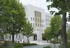 Osaka regerings- byggnad Arkivbild