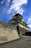 Osaka-Schloss Japan Stockfotos