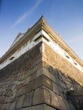 Osaka-Schloss in Kyoto, Japan Lizenzfreie Stockbilder
