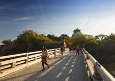 Osaka-Schlosspark in Kyoto, Japan Stockfoto