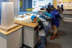 OSAKA Science Museum fotografering för bildbyråer