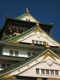 Osaka slott Royaltyfri Bild