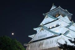 Osaka slott Arkivbilder
