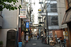 Osaka społeczność Zdjęcia Stock