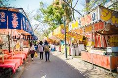 Osaka spring festival Stock Photography