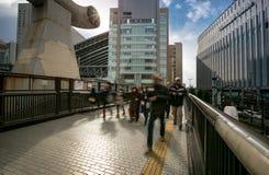 Osaka Station Arkivbild