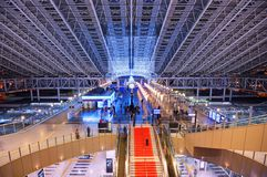 Osaka Station City Stock Photography