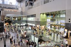 Osaka Station City Stock Photography