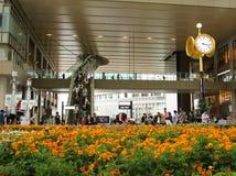 Osaka Station Royalty Free Stock Photography