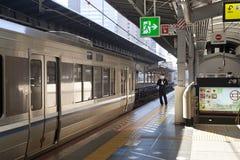 Osaka Station Royalty Free Stock Photo