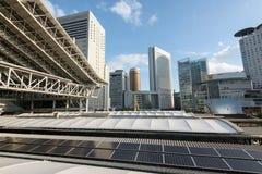 Osaka Station. Stock Photography