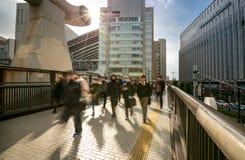 Osaka Station Stock Photography