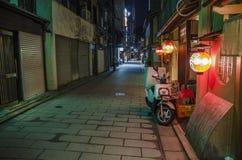 Osaka Streets Stock Photos