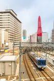 Osaka Train Station. Cityscape Japan Stock Photos