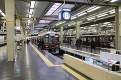 Osaka Umeda Station Stock Photo