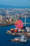 Osaka zatoka Fotografia Royalty Free