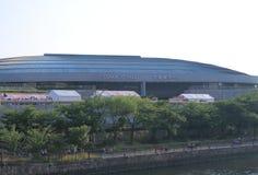 Osakajo Hall Stock Image