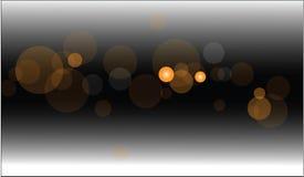 osamotneni światła Fotografia Stock