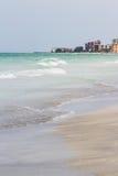 Osamotniona Florida plaża obrazy stock