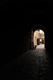 osamotniona korytarz nadzieja Zdjęcia Stock