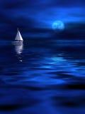 osamotniony statek zdjęcia stock