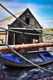 osamotniony wierzchołek Fotografia Stock