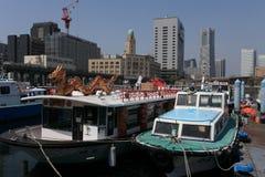 Osanbashi pier,Japan Stock Photography