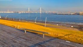 Osanbashi Pier - Yokohama International Passenger Terminal in Japan Stock Images