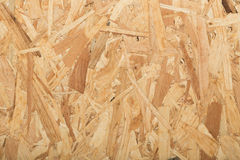 OSB board background Royalty Free Stock Photo