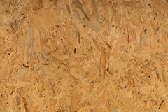 OSB Board texture and background. For building Stock Image
