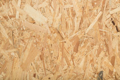 OSB-brädebakgrund Royaltyfri Fotografi