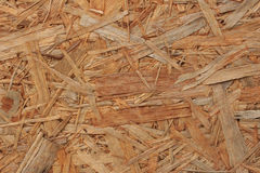 OSB oriented strand board Royalty Free Stock Images