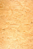 OSB - Oriented Strand Board (Texture) Royalty Free Stock Image