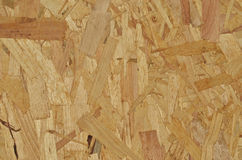 OSB panel Royalty Free Stock Image