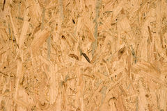 OSB Plate, material of construction Royalty Free Stock Photos